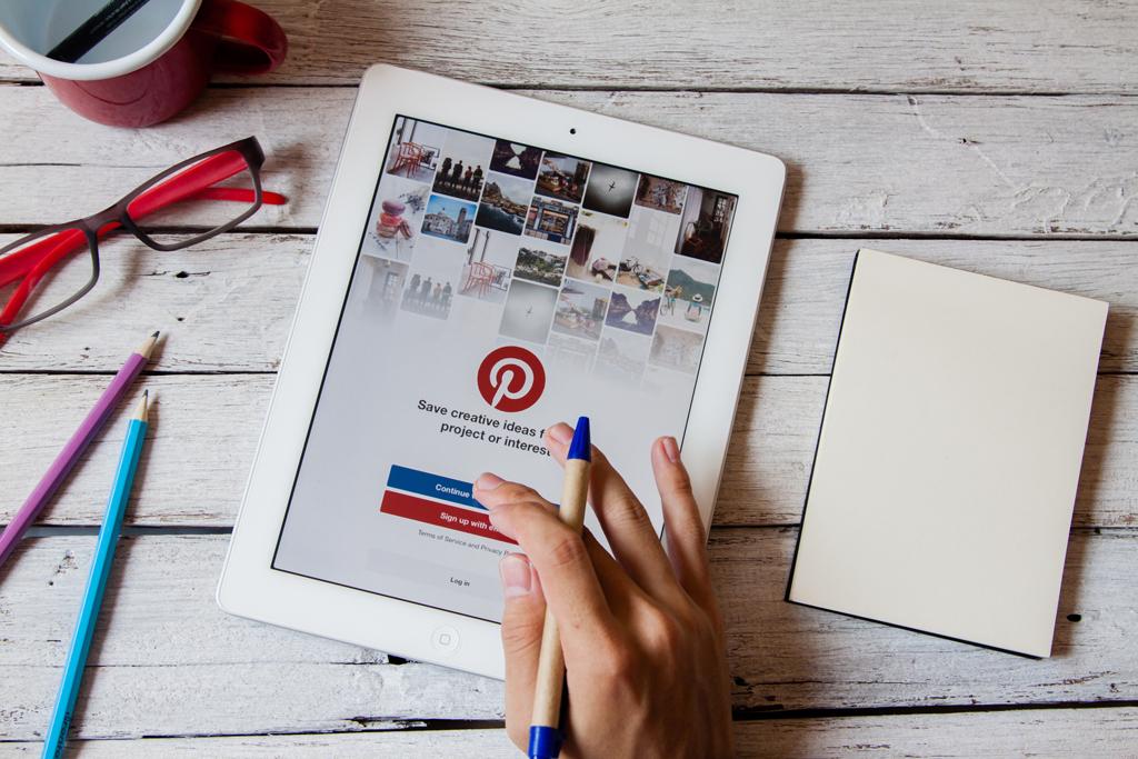 MPinterest-Social-Media-Platform