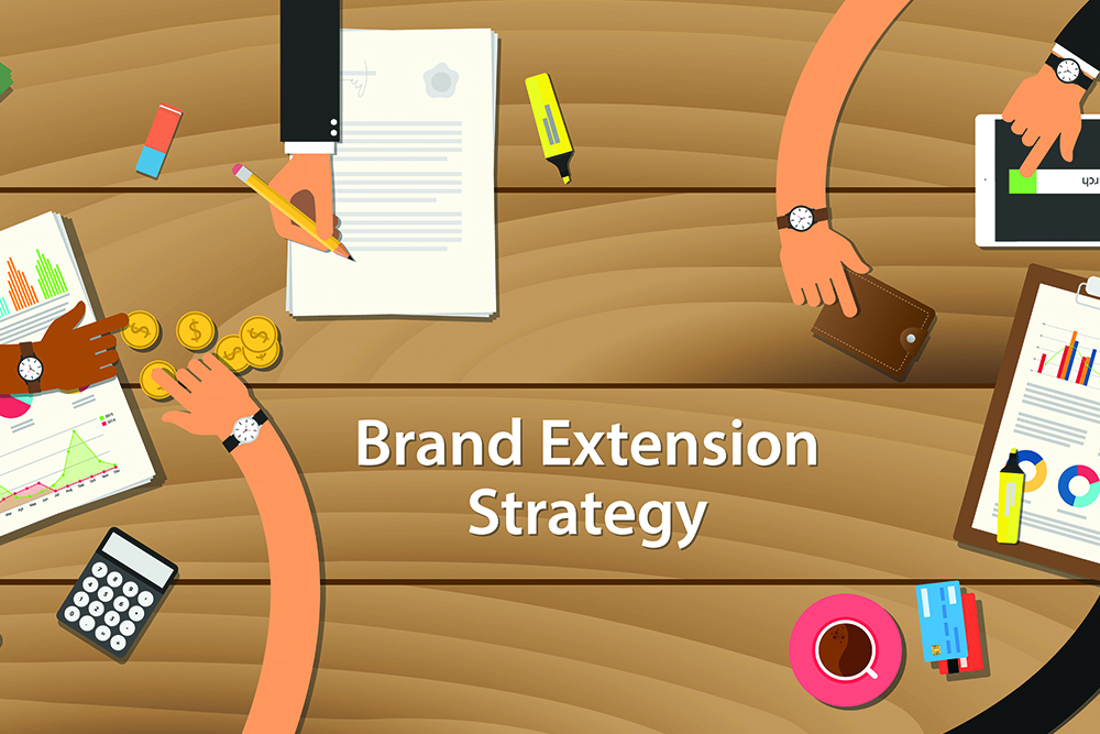 How to Create a Brand Marketing Strategy 5 Simple Factors - Brand Extension
