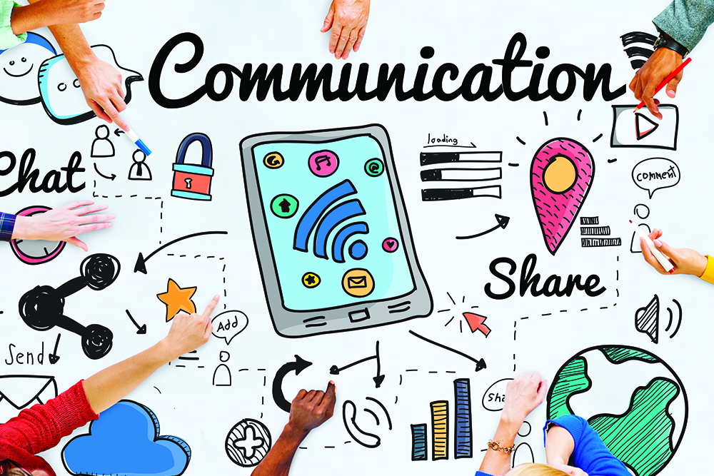 Power of Social Media for your Business Growth - Communication is the Key